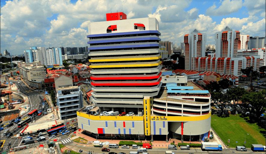 Sim Lim Tower Singapore 10 Jalan Besar